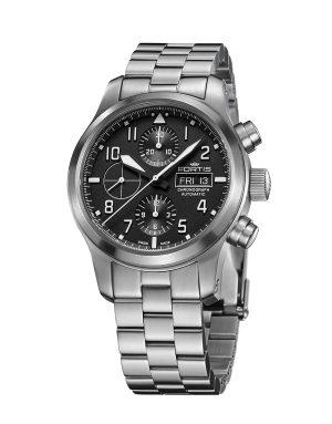 Fortis Aeromaster Steel Chronograph
